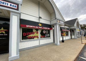 Dino's Kitchen Entrance