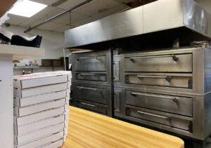Dino's Pizza Ovens